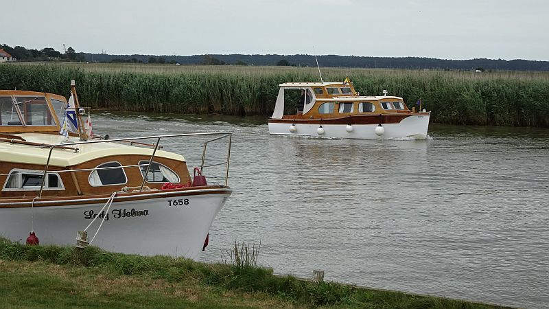 River Yare bei Reedham